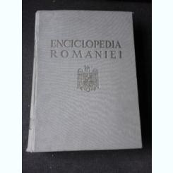 ENCICLOPEDIA ROMANIEI - DIMITRIE GUSTI VOL.IV, FARA PORTRETE  (ECONOMIA NATIONALA, CIRCULATIE, DISTRIBUTIE SI CONSUM)