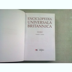 ENCICLOPEDIA UNIVERSALA BRITANNICA   VOL.7