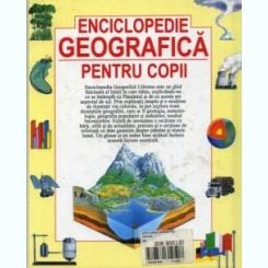 ENCICLOPEDIE GEOGRAFICA PENTRU COPII - CAROL VALEY