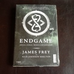 Endgame. Jocul final: regulile jocului - James Frey, Nils Johnson Shelton