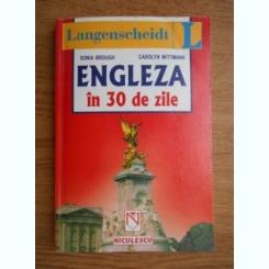 ENGLEZA IN 30 DE ZILE - SONIA BROUGH