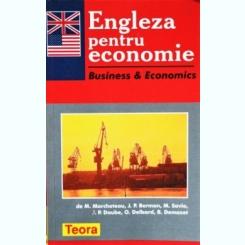 ENGLEZA PENTRU ECONOMIE, M. MARCHETEU