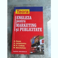 ENGLEZA PENTRU MARKETING SI PUBLICITATE - A. DAYAN
