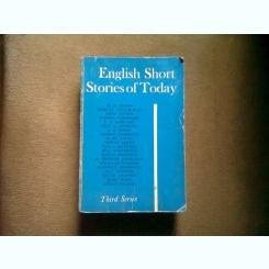 ENGLISH SHORT. STORIES OF TODAY - T.S. DORSCH  (ENGLEZA PE SCURT. POVESTI DE AZI)