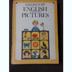 ENGLISH THROUGH PICTURES - MAXIM POPP 1984