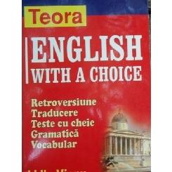 ENGLISH WITH A CHOICE - LIDIA VIANU