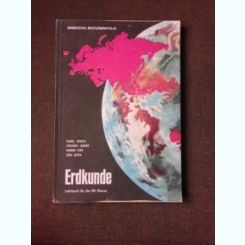 ERDKUNDE/GEOGRAFIE, MANUAL CLASA VII-A - PAVEL VOICU (TEXT IN LIMBA GERMANA)