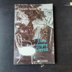 Eseu despre Cioran , Fernando Savater