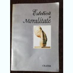 ESTETICA SI MORALITATE - ION IANOSI