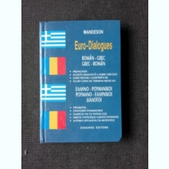 EURO-DIALOGUES, ROMAN GREC, GREC ROMAN