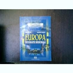 Europa geografie regionala - Ion Marin, Marian Marin