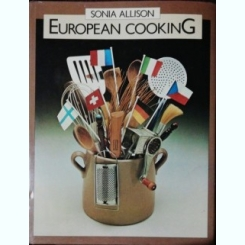 EUROPEAN COOKING - SONIA ALLISON