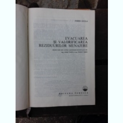 EVACUAREA SI VALORIFICAREA REZIDUURILOR MENAJERE - FEHER GYULA