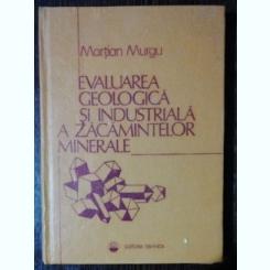 EVALUAREA GEOLOGICA SI INDUSTRIALA A ZACAMINTELOR MINERALE -MARTIAN MURGU