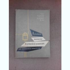 Exploatarea instalatiilor de protectie si automatizare ale sistemelor electrice - I. Badea