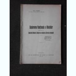 EXPLORAREA FUNCTIONALA A RINICHILOR COMPARATA PRIN CONSTANTA AMBARD, ALBASTRU DE METYLEN SI DIUREZA PROVOCATA - ION I. NITESCU  (CU DEDICATIE)