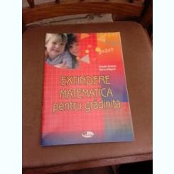 Extindere matematica pentru gradinita - Claudia Soreata