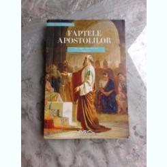 FAPTELE APOSTOLILOR - WILSON POROSCHI