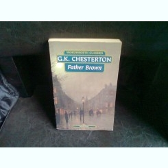 FATHER BROWN -  G.K. CHESTERTON
