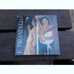 FAUSTO PIRANDELLO, CATALOG EXPOZITIE