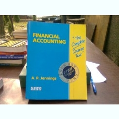 Financial accounting - A.R. Jennings  (Contabilitate financiara)