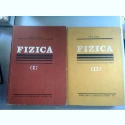 FIZICA - ION M. POPESCU   2 VOLUME