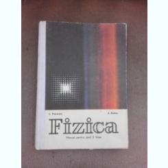 Fizica, manual pentru anul II licee - L. Panaiotu