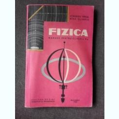 FIZICA, MANUAL PENTRU CLASA A VI-A - ATANASIU VIRGIL