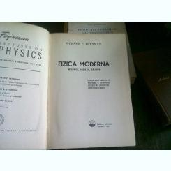 FIZICA MODERNA VOL1. MECANICA, RADIATIA, CALDURA - RICHARD P. FEYNMAN