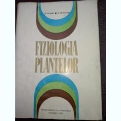 FIZIOLOGIA PLANTELOR -  ST. PETERFI SI N. SALAGEANU