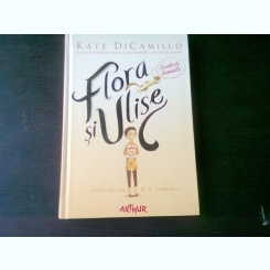 FLORA SI ULISE - KATE DICAMILLO