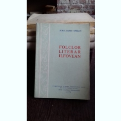 FOLCLOR LITERAR ILFOVEAN