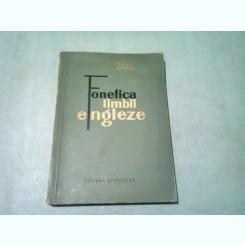 FONETICA LIMBII ENGLEZE - MIHAIL BOGDAN