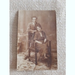 FOTOGRAFIE, 1919, FAMILIA NICOLESCU
