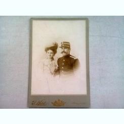 FOTOGRAFIE ANII 1900, REALIZATA DE F. HILD - GALATI