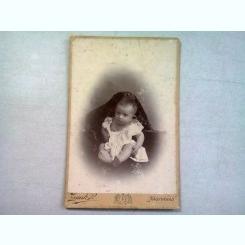 FOTOGRAFIE ANII 1900, REALIZATA DE ZSUNK P. - NAGYVARAD