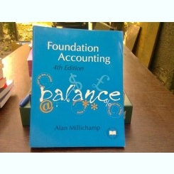Foundation accounting - Alan Millichamp (Contabilitatea fundației)