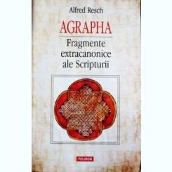 FRAGMENTE EXTRACANONICE ALE SCRIPTURII, ALFRED RESCH