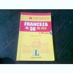 FRANCEZA IN 30 DE ZILE - MICHELINE FUNKE  (FARA CD)