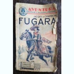 FUGARA - JACQUES DE CHAMBON
