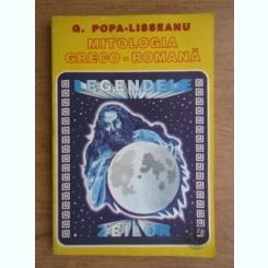 G. Popa Lisseanu - Mitologia greco-romana