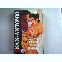 GALANTERII PENTRU DAME FRIVOLE - SAN ANTONIO