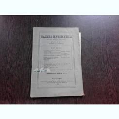 GAZETA MATEMATICA NR.10/1943