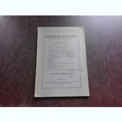 GAZETA MATEMATICA NR.12/1943