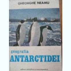Geografia Antarctidei - Gh. Neamu