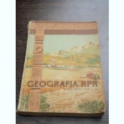 GEOGRAFIA RPR MANUAL CLASA A XI-A