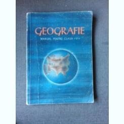 GEOGRAFIE, MANUAL PENTRU CLASA V-A - V. MIHAILESCU