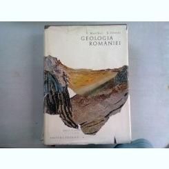 GEOLOGIA ROMANIEI - V. MUTIHAC