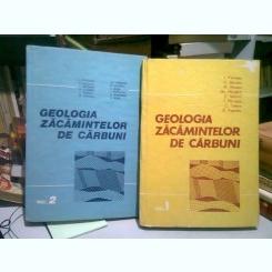GEOLOGIA ZACAMINTELOR DE CARBUNI - I. PETRESCU  2 VOLUME