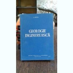 GEOLOGIE INGINEREASCA - I. PREDA